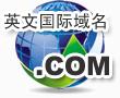 网站建设-国际英文域名